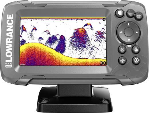 Fischfinder Lowrance Hook2 4x GPS