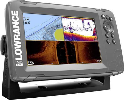 Fischfinder Lowrance Hook2 7x GPS Tripleshot