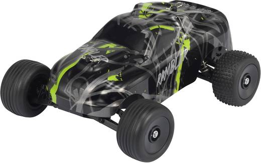 Reely Rambler 1:32 RC Einsteiger Modellauto Elektro Truggy Heckantrieb Inkl. Akku und Ladegerät
