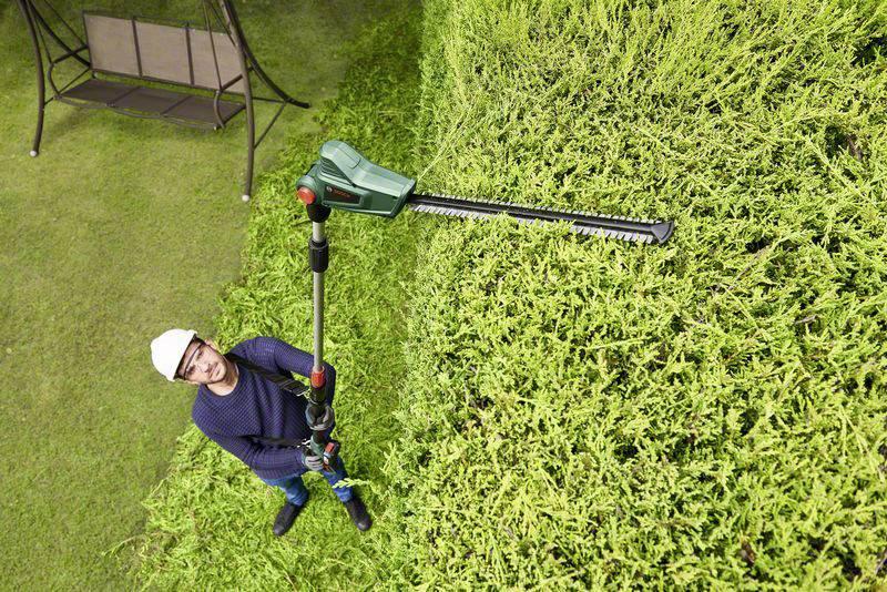 Bosch home and garden universalhedgepole teleskop heckenschere