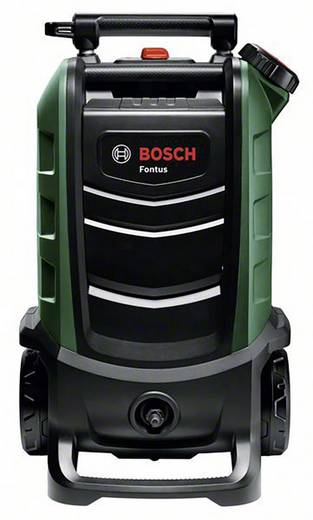 Bosch Home and Garden Fontus Mobile Waschstation mit Akku 12 bar Kaltwasser