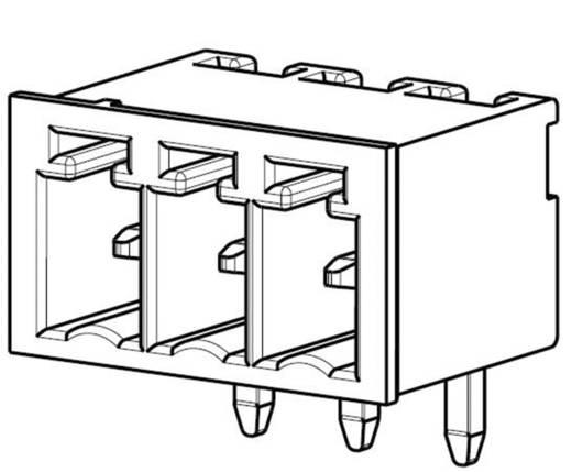 TE Connectivity Buchsengehäuse-Platine Polzahl Gesamt 8 Rastermaß: 3.50 mm 284512-8 1 St.