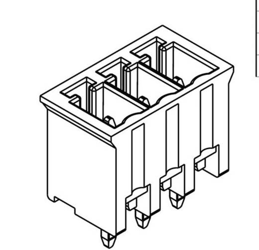 TE Connectivity Buchsengehäuse-Platine Polzahl Gesamt 2 Rastermaß: 3.50 mm 284514-3 1 St.