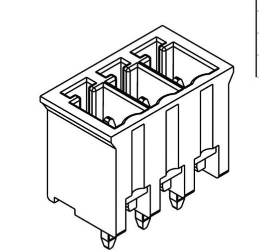 TE Connectivity Buchsengehäuse-Platine Polzahl Gesamt 6 Rastermaß: 3.50 mm 284514-6 1 St.
