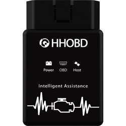 OBD II Interface pre diagnostiku auta EXZA HHOBD Bluetooth 497288154