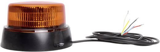 WAS Rundumleuchte W126 Double Flash 866.4DSYNC 12 V, 24 V über Bordnetz Schraubmontage Orange