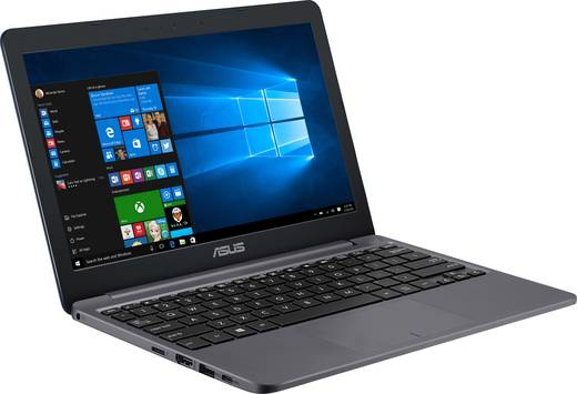 Asus E203NA-FD029TS 29.5 cm (11.6 Zoll) Netbook Intel® Celeron® 4 GB 32 GB eMMC Intel HD Graphics 500 Windows® 10 Home