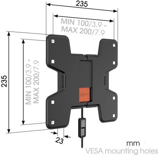 """Vogel´s WALL 3105 TV-Wandhalterung 48,3 cm (19"""") - 101,6 cm (40"""") Starr"""