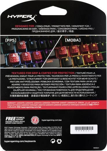 Tastenkappen HyperX HXS-KBKC1 Rot
