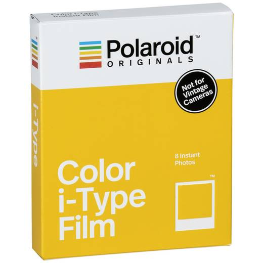 Sofortbild-Film Polaroid Color Film für I-type