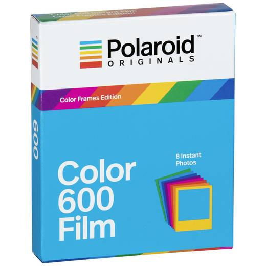 Sofortbild-Film Polaroid Film Color Frames für 600