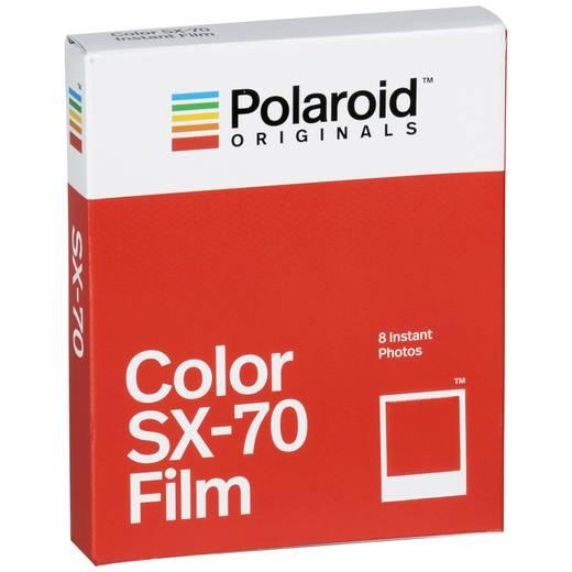 Sofortbild-Film Polaroid Color Film für SX-70