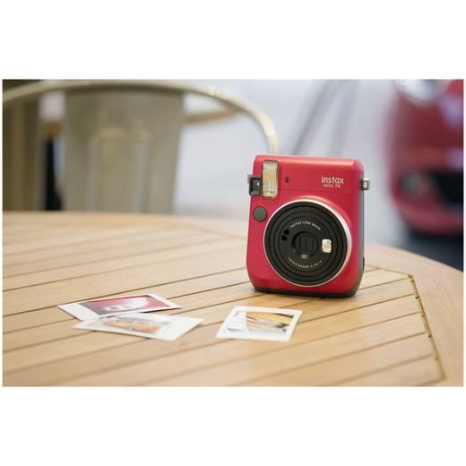 Fujifilm mini 70 Sofortbildkamera Rot