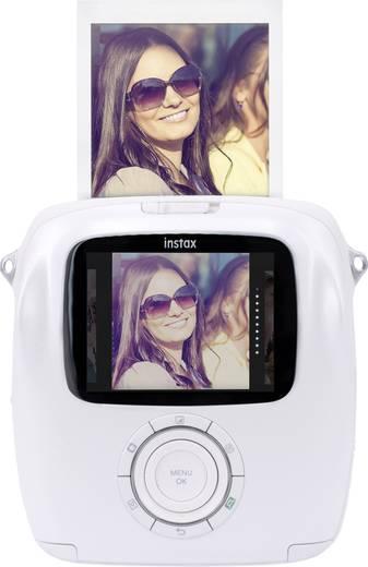 Digitale Sofortbildkamera Fujifilm Square SQ10 W Weiß