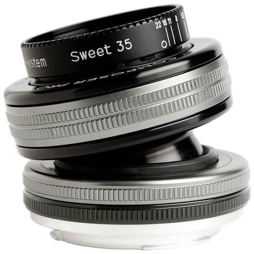 Tilt-Shift-Objektiv Lensbaby Composer Pro II incl. Sweet 35