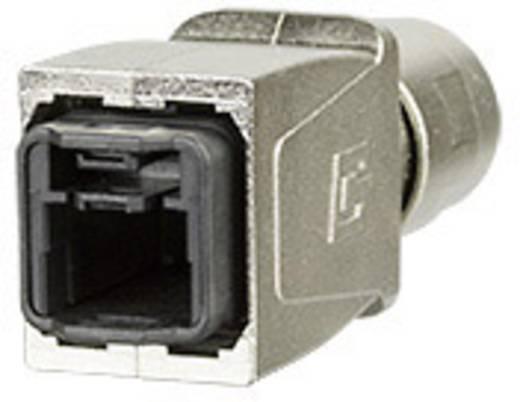 E-DAT Industry IP67 V14 Tüllengehäuse Silber Metz Connect 14010850C0ME 1 St.