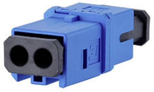 LWL-Steckverbinder Metz Connect 1402K00820MI Blau