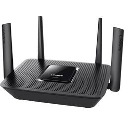 Wi-Fi router Linksys EA8300 MAX-STREAM AC2200 , 2.4 GHz, 5 GHz, 5 GHz, 2.2 Mbit/s