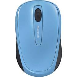 USB myš Microsoft Mobile Mouse 3500 GMF-00271, čierna, modrá