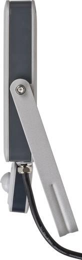 Brennenstuhl Baustellen-Beleuchtung Slim LED-Strahler L DN 9850 FL PIR IP54 98x0,5W 4750lm Energieeffizienzklasse A+ 117
