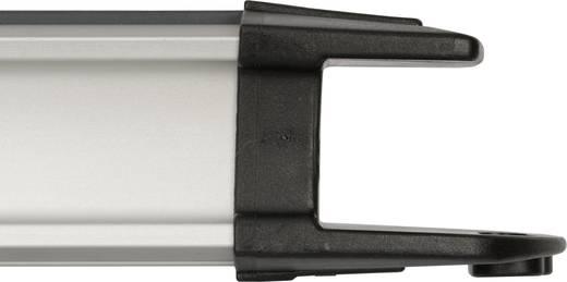 Brennenstuhl 1391000916 Steckdosenleiste mit Schalter Schwarz-Silber Schutzkontakt