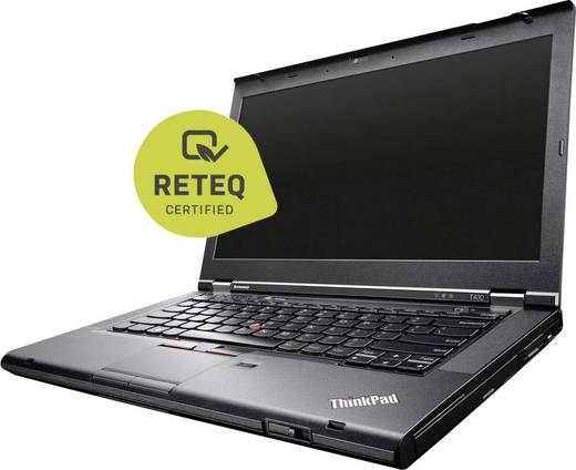 Notebook (Refurbished) Lenovo Thinkpad T430 35.6 cm (14 Zoll) Intel Core i5 8 GB 320 GB HDD Intel HD Graphics 4000 Win