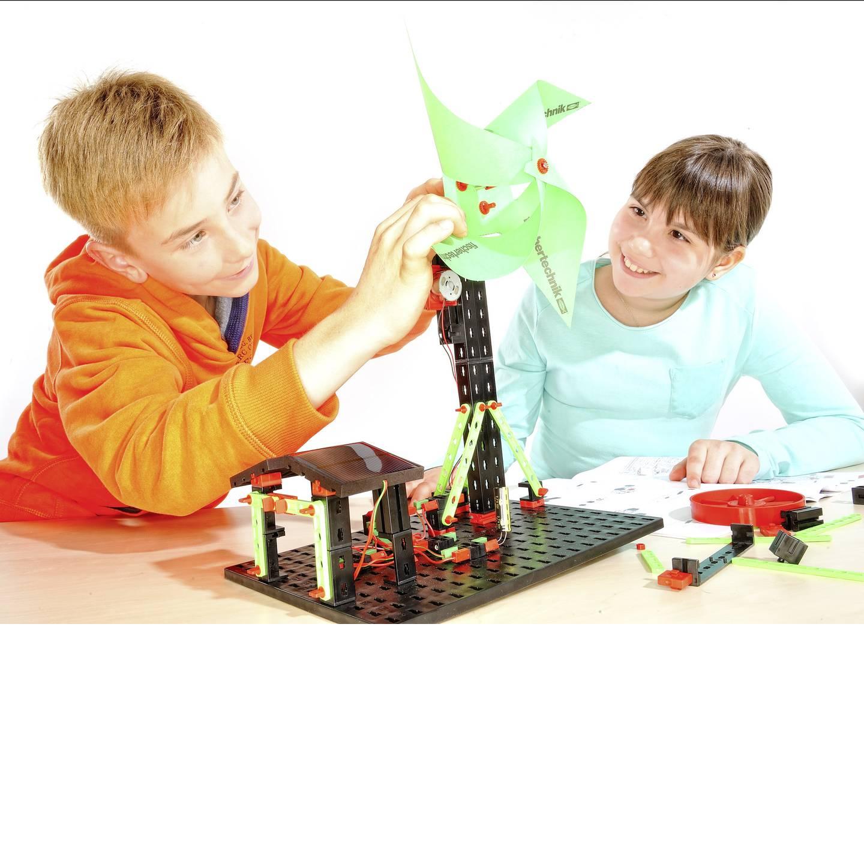 fischertechnik education MINT Kits Bausatz Green Energy - 2 Schüler