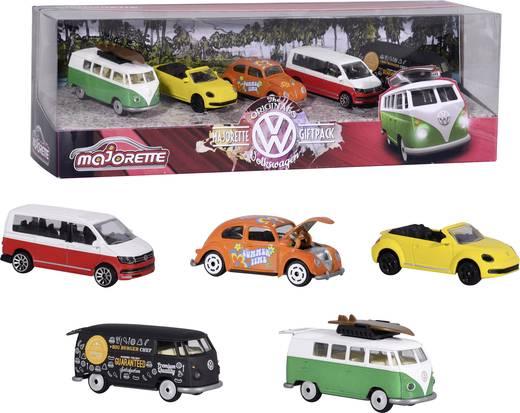 Dickie Toys Volkswagen 5 Fahrezeuge Set