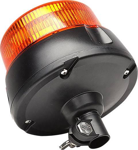 WAS Rundumleuchte W126 Double Flash 866.5D 12 V, 24 V über Bordnetz Normhalter Orange