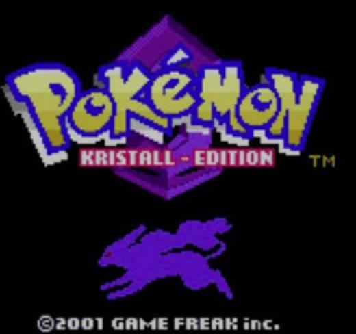 Pokémon Kristall-Edition (Virtual Console) Nintendo 3DS & 2DS