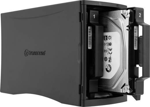 NAS-Server 8 TB Transcend StoreJet® Cloud 210 TS8TSJC210K
