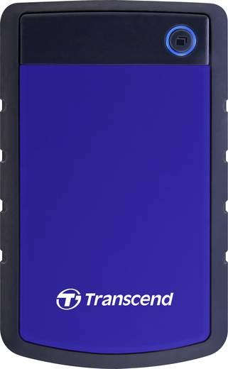 Transcend StoreJet 25H3 Externe Festplatte 6.35 cm (2.5 Zoll) 4 TB Blau USB 3.1