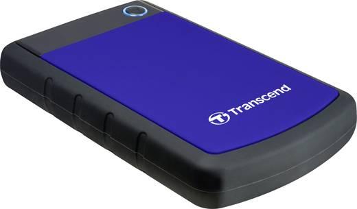 Externe Festplatte 6.35 cm (2.5 Zoll) 4 TB Transcend StoreJet 25H3 Blau USB 3.1