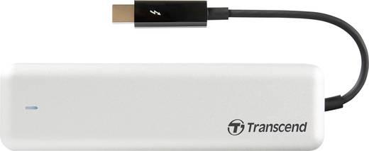 Transcend JetDrive 825 für Mac Externe SSD Festplatte 960 GB Aluminium Thunderbolt