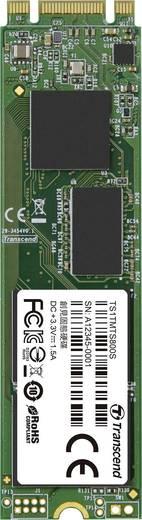 Interne SATA M.2 SSD 2280 1 TB Transcend MTS800S Retail TS1TMTS800S M.2