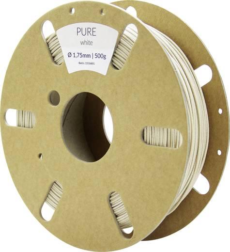 Filament APRINTAPRO 150251 PURE 1.75 mm Weiß 500 g