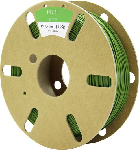 Filament APRINTAPRO 151552 PURE 2.85 mm Grün 500 g