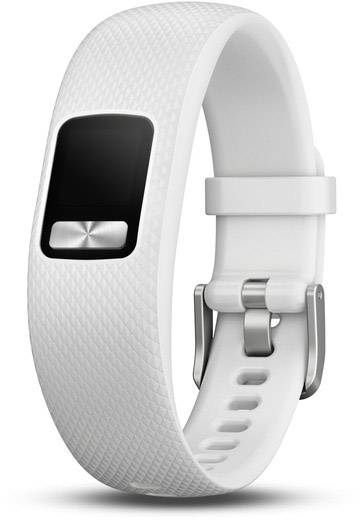 Ersatzarmband Garmin Armband Größe=S/M Weiß