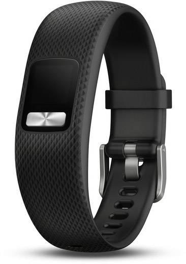 Ersatzarmband Garmin Armband Größe=L Schwarz