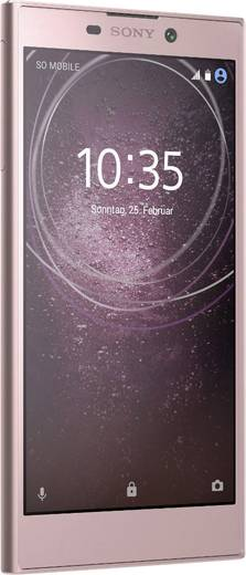 Sony Xperia L2 LTE-Smartphone 14 cm (5.5 Zoll) 1.5 GHz Quad Core 32 GB 13 Mio. Pixel Android™ 7.1 Nougat Pink