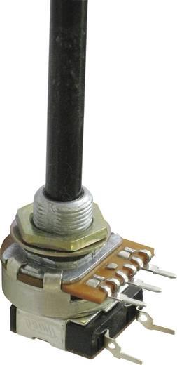 PS Omeg PC20BU/PC1S CEPS F1 A10K Dreh-Potentiometer mit Schalter Mono 10 kΩ 1 St.