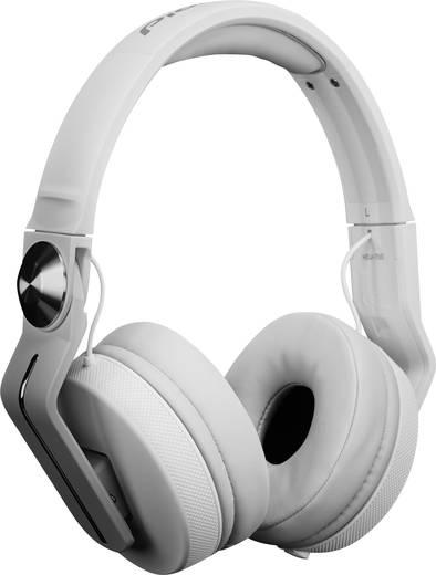 Pioneer DJ HDJ-700-W DJ Kopfhörer On Ear Schwenkbare Ohrmuscheln Weiß