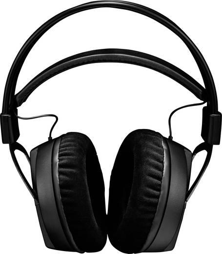 Pioneer DJ HRM-7 DJ Kopfhörer Over Ear Schwarz