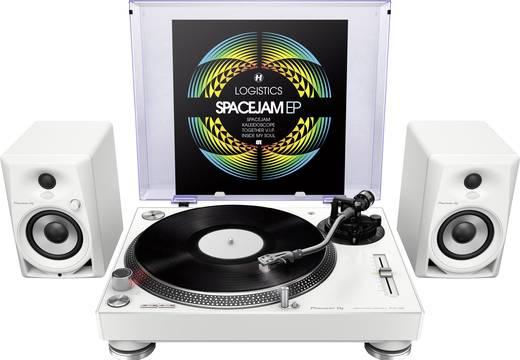 Aktiver Monitor-Lautsprecher 10.16 cm 4 Zoll Pioneer DJ DM-40-W 40 W 1 Paar