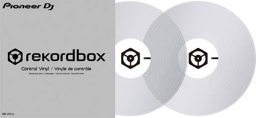 Control Vinyl Pioneer DJ RB-VD1-CL grau
