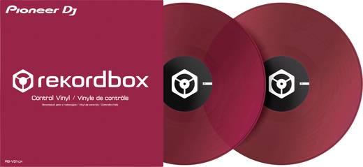 Control Vinyl Pioneer DJ RB-VD1-CR rot