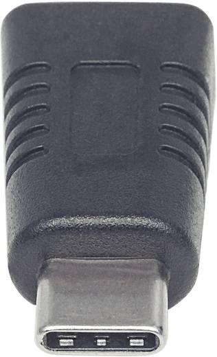 Manhattan USB 2.0 Adapter [1x - 1x USB 2.0 Buchse Mini-B] Manhattan Adapter USB 2.0 Typ C Stecker - Mini-B Buchse 480 M