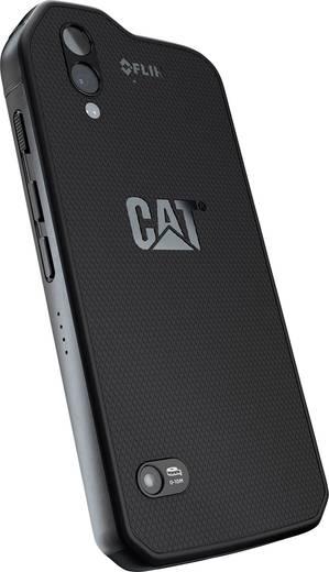CAT S61 Outdoor Smartphone Dual-SIM 64 GB 13.2 cm (5.2 Zoll) 16 Mio. Pixel Android™ 8.0 Oreo Schwarz