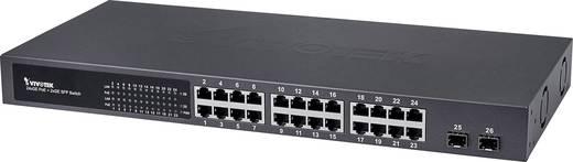 Vivotek AW-GET-260A-380 Netzwerk Switch RJ45/SFP