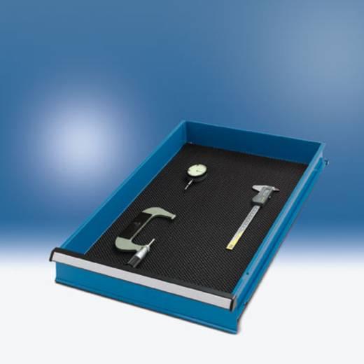 Anti-Rutsch-Einlage für Blendenhöhe 50 mm HxBxT 2x425x485 mm aus PES-Gewebe